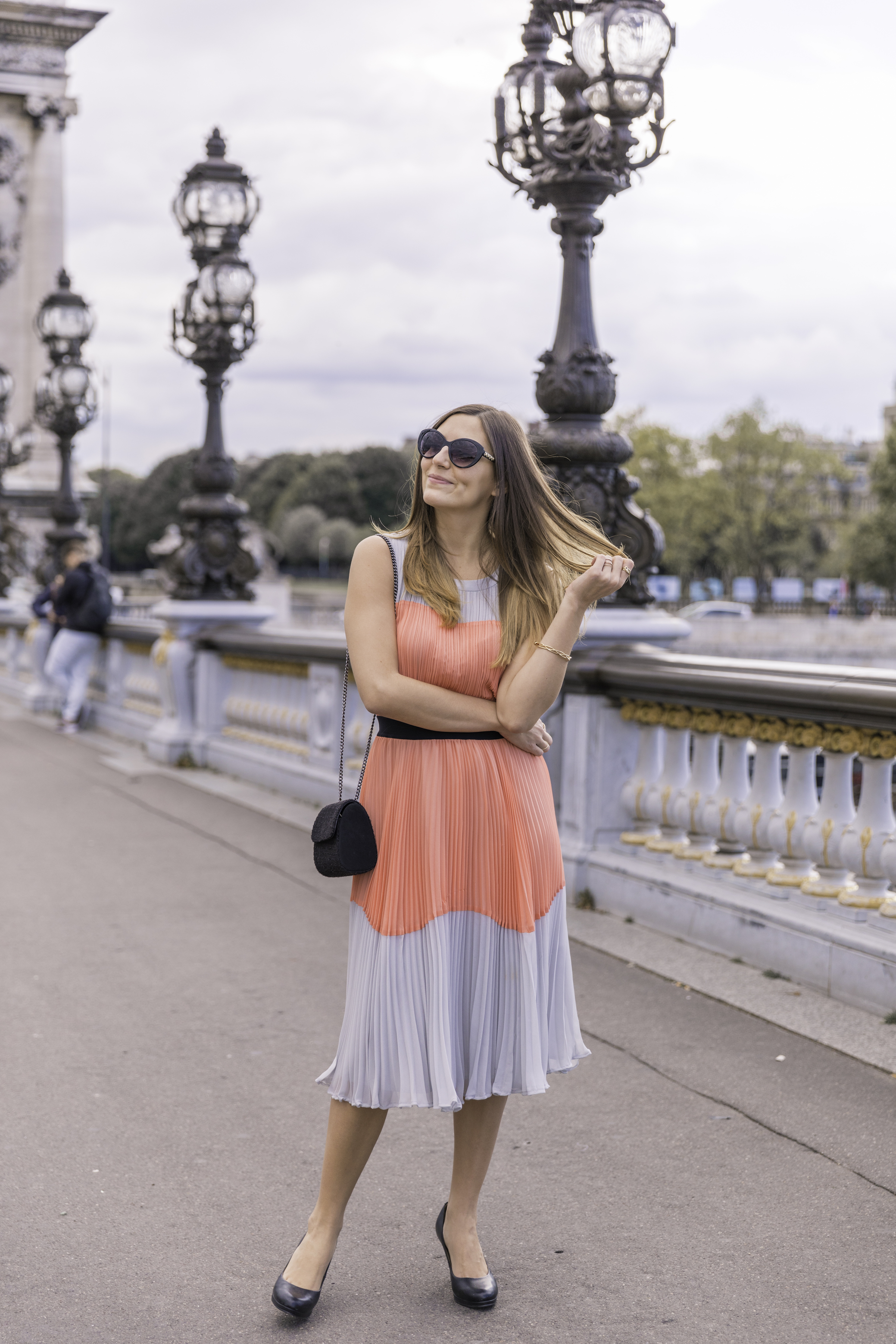 look tendance orange blog mode les caprices d iris paris