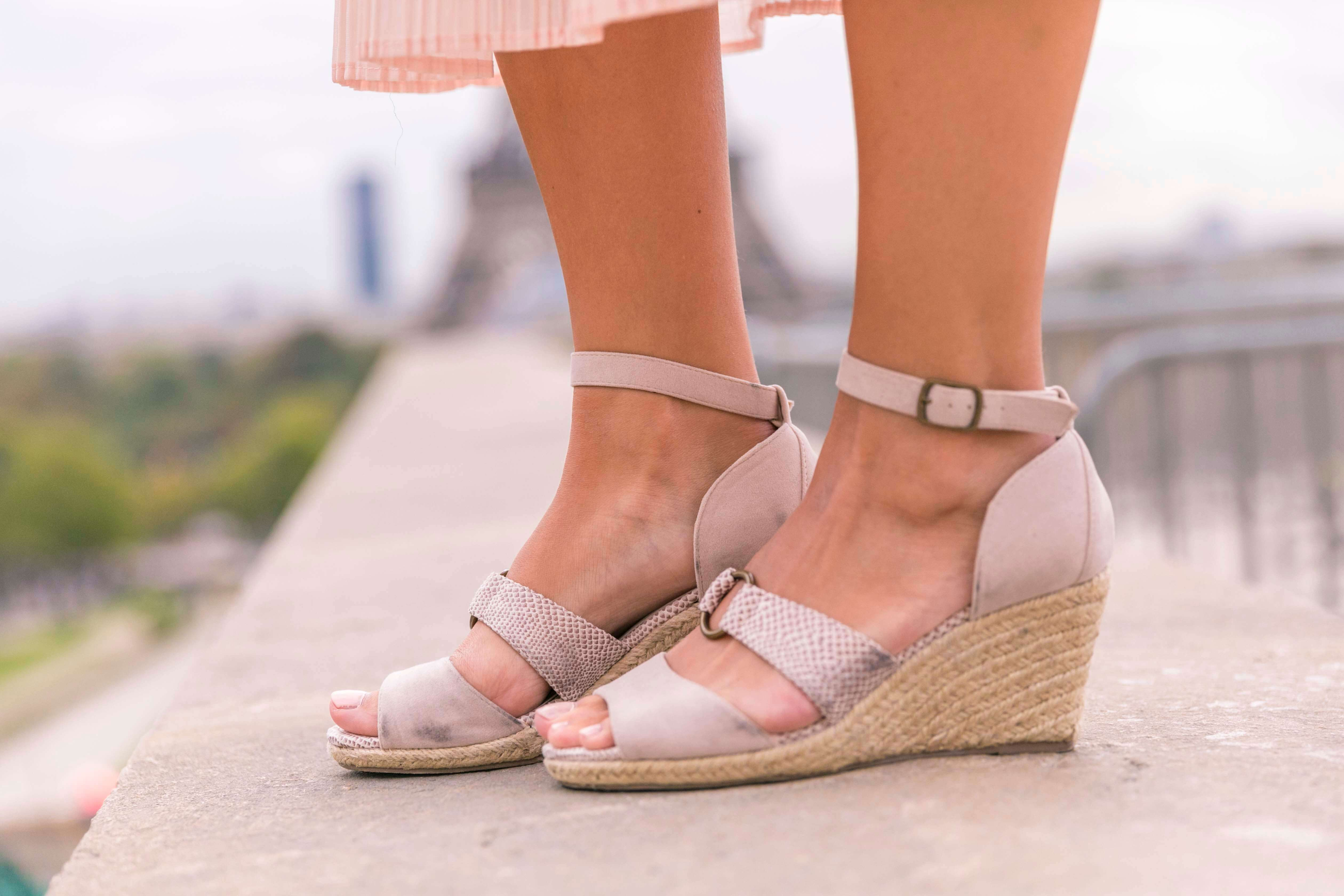 sandales compensees nudes 2