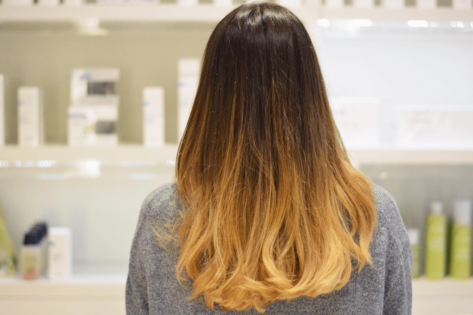 joli ombre hair blog les caprices d iris