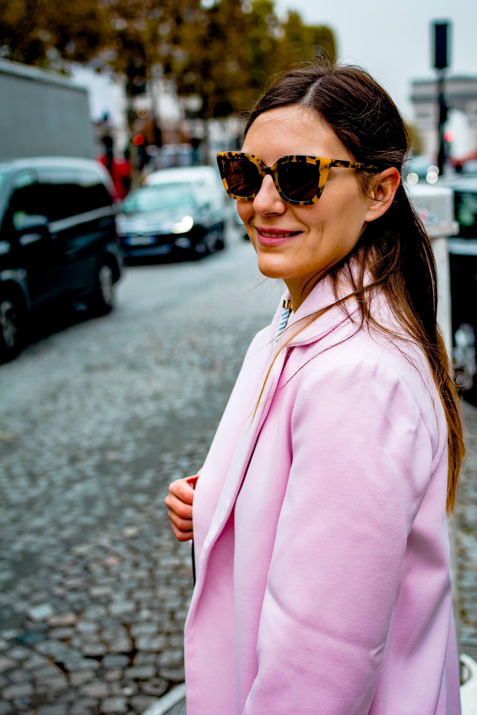 lunettes monture leopard blog mode tendance les caprices d iris