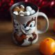 recette chocolat chaud chamalow