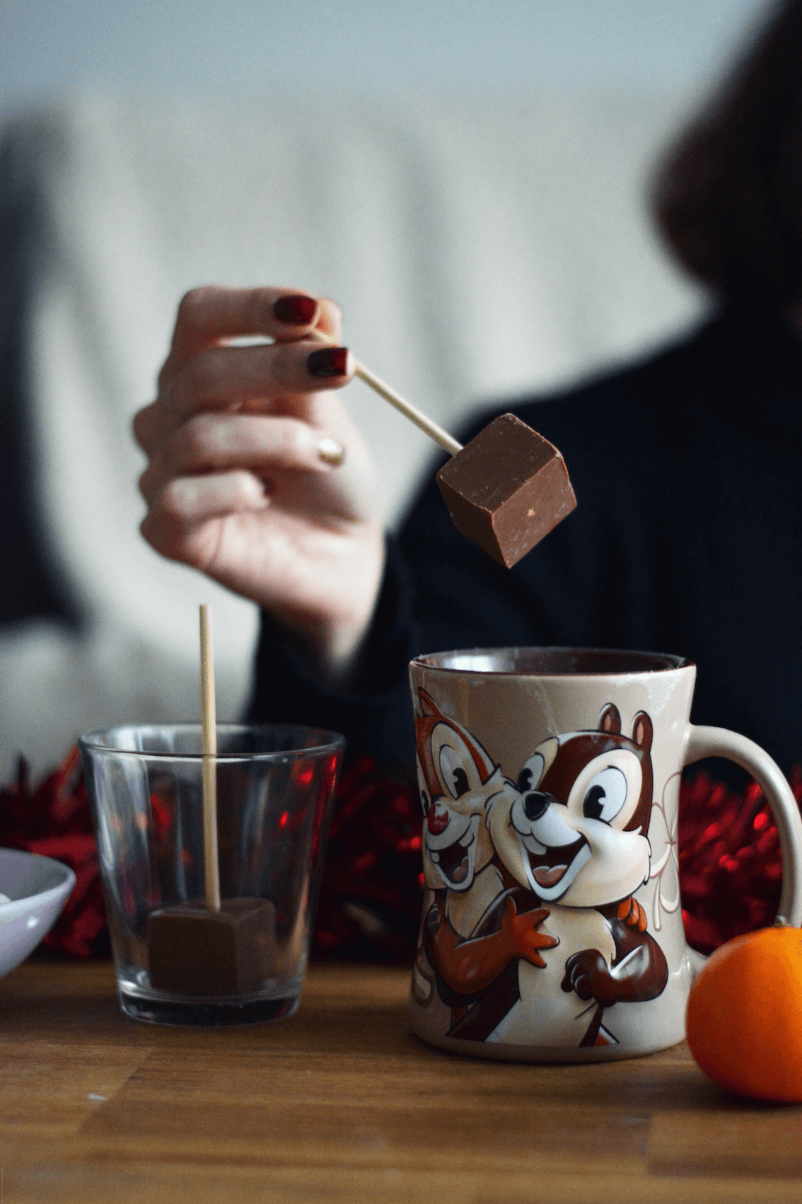 recette chocolat chaud de noel blog lifes tyle