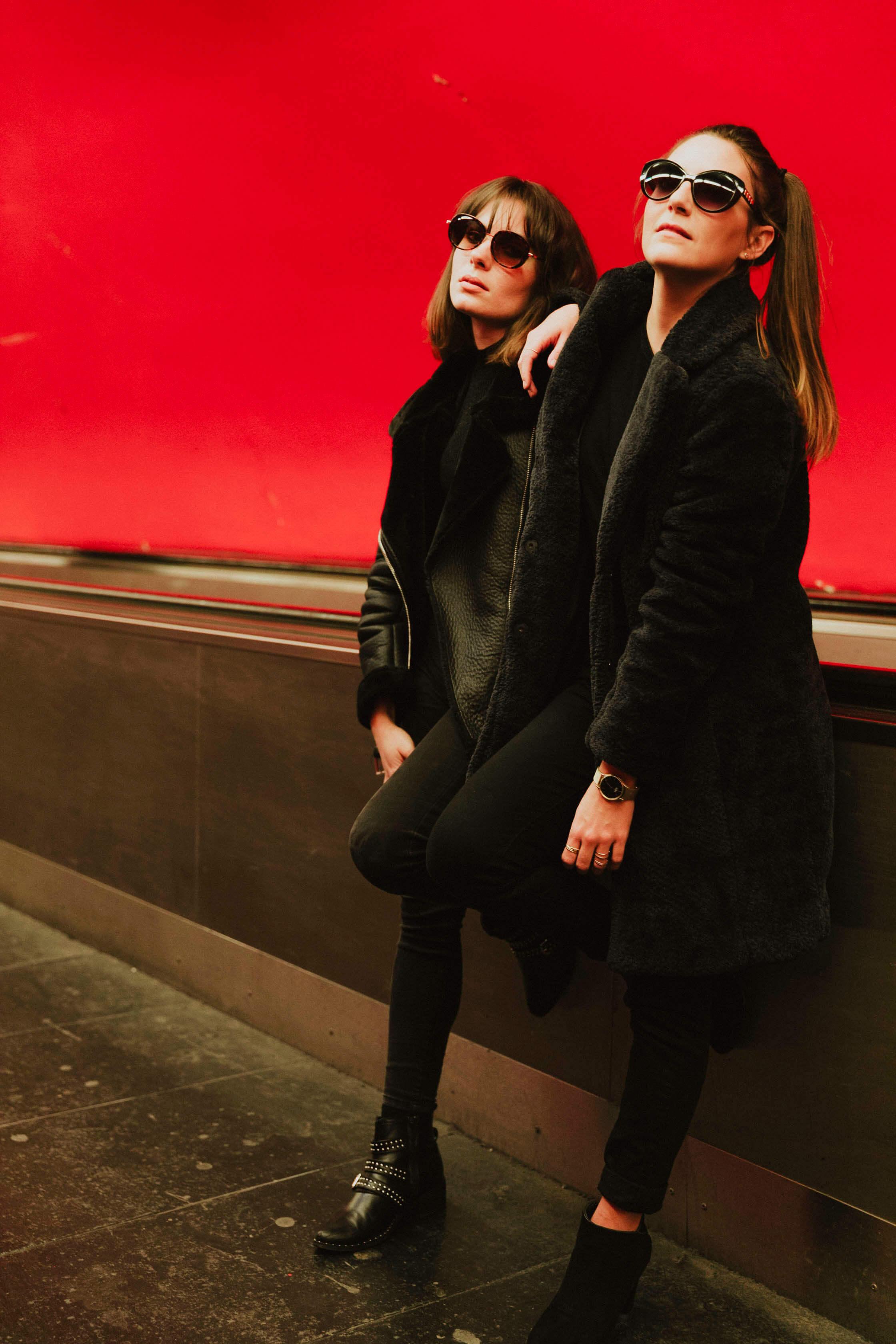 shootin metro parisien blog les caprices. diris