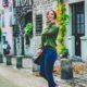 tendance en vert blog mode les caprices d iris