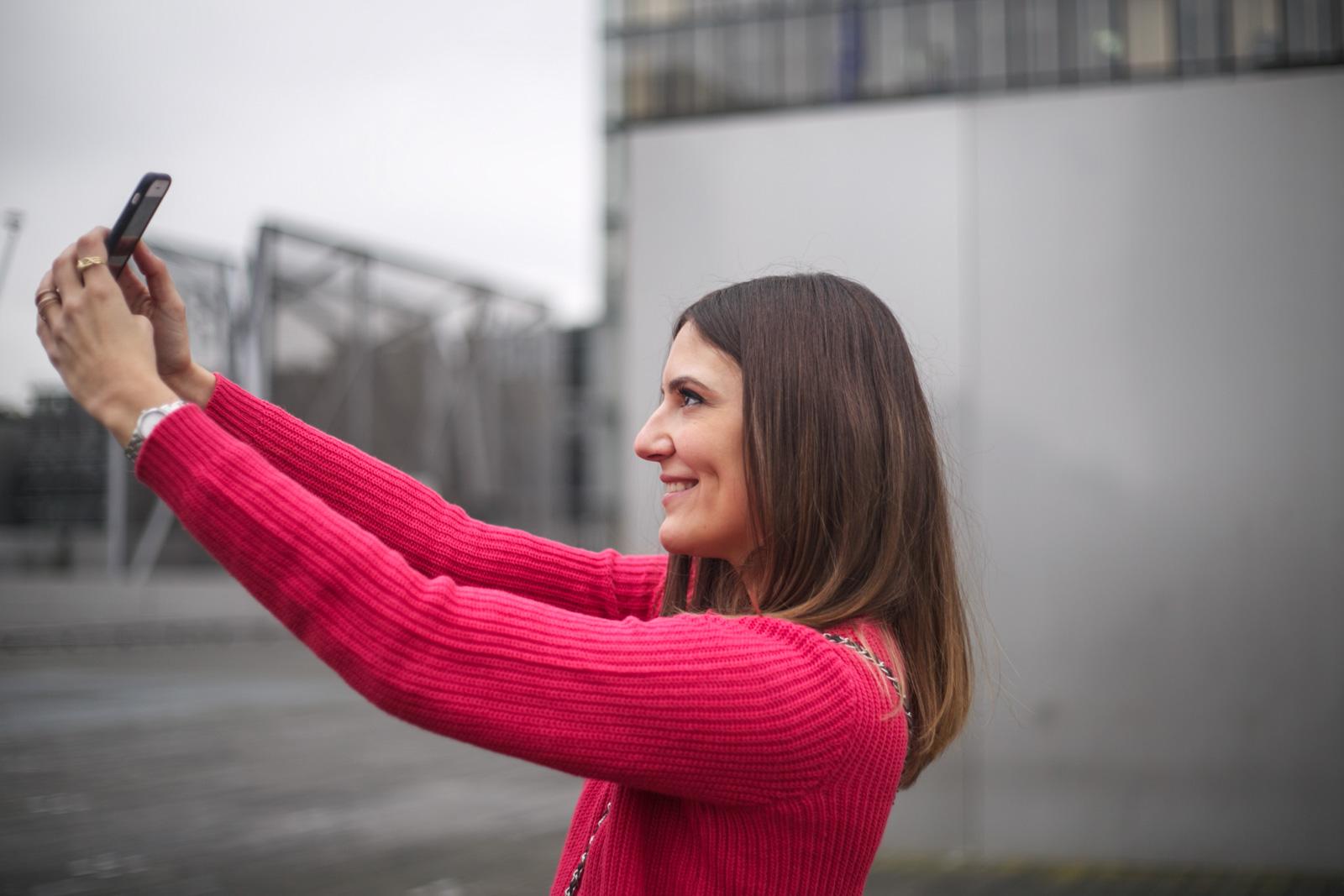 5 astuces pour reussir votre selfie