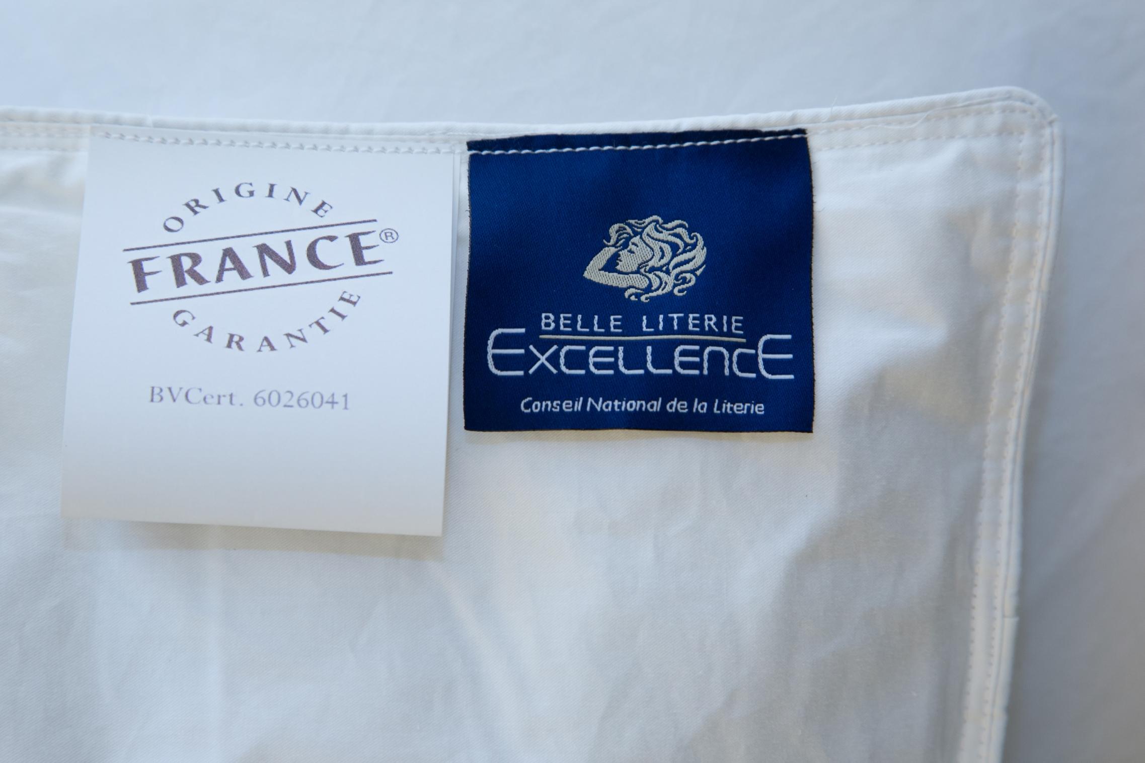 Labels OFG + Belle literie Castex