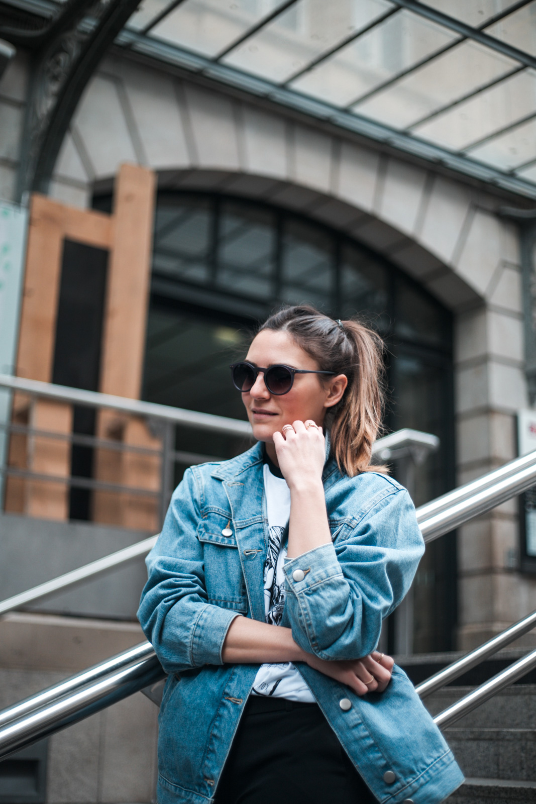comment porter les lunettes de soleil en hiver