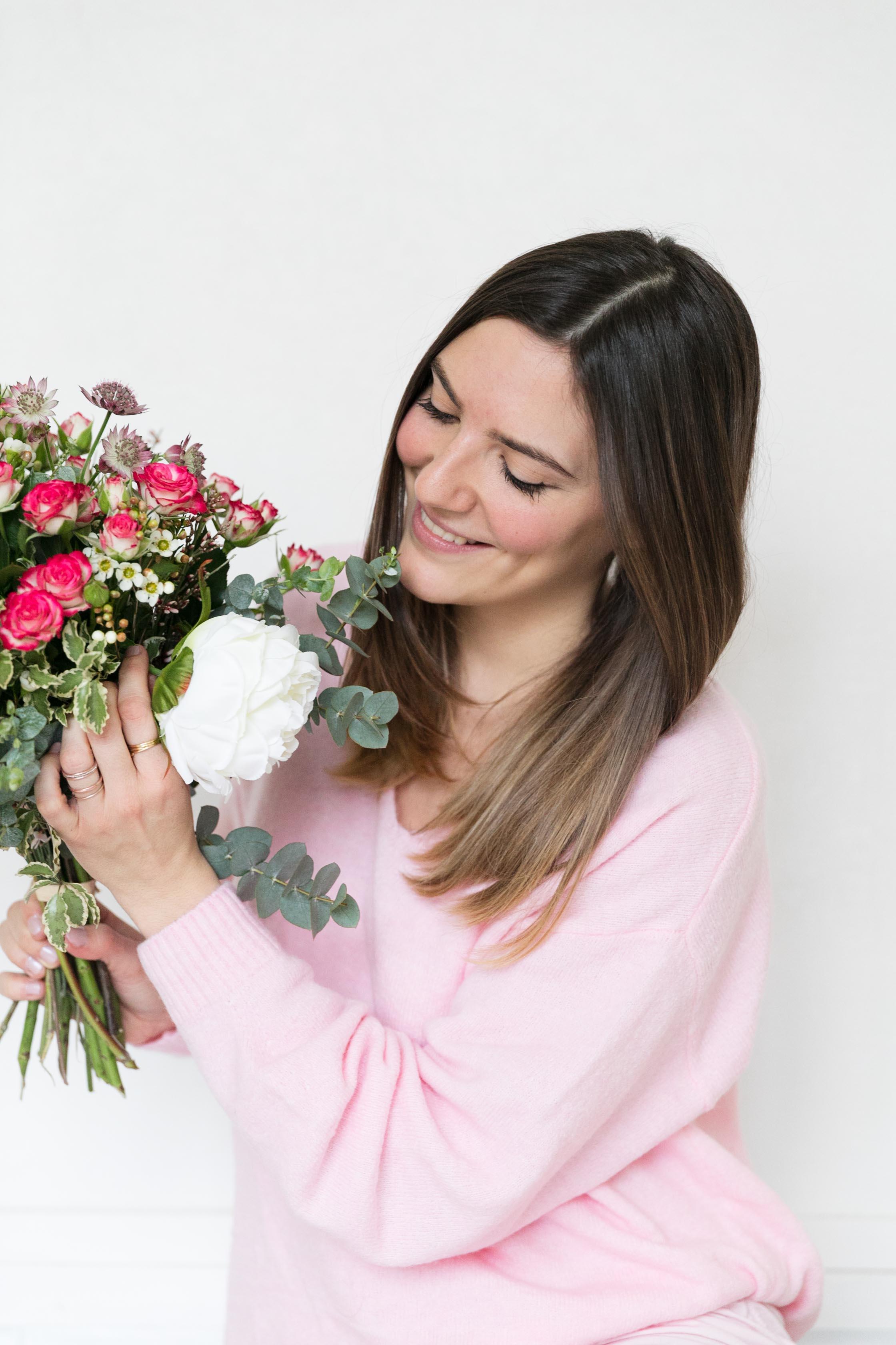 comment realiser un bouquet de fleurs