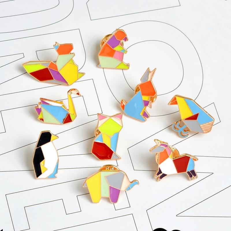 pins origamis