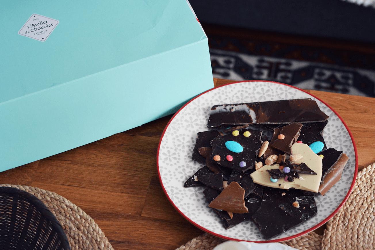 commander du chocolat en ligne