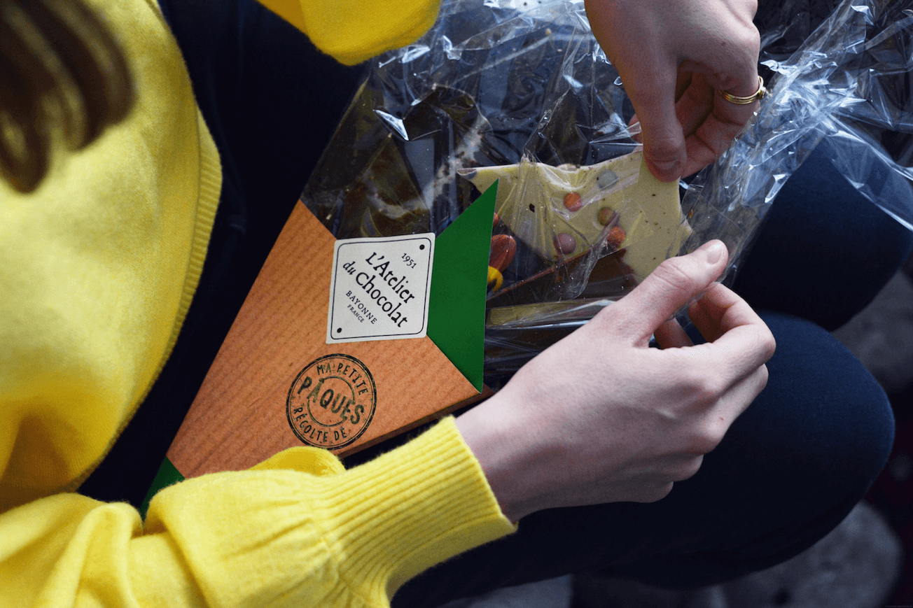 commander du chocolat sur internet