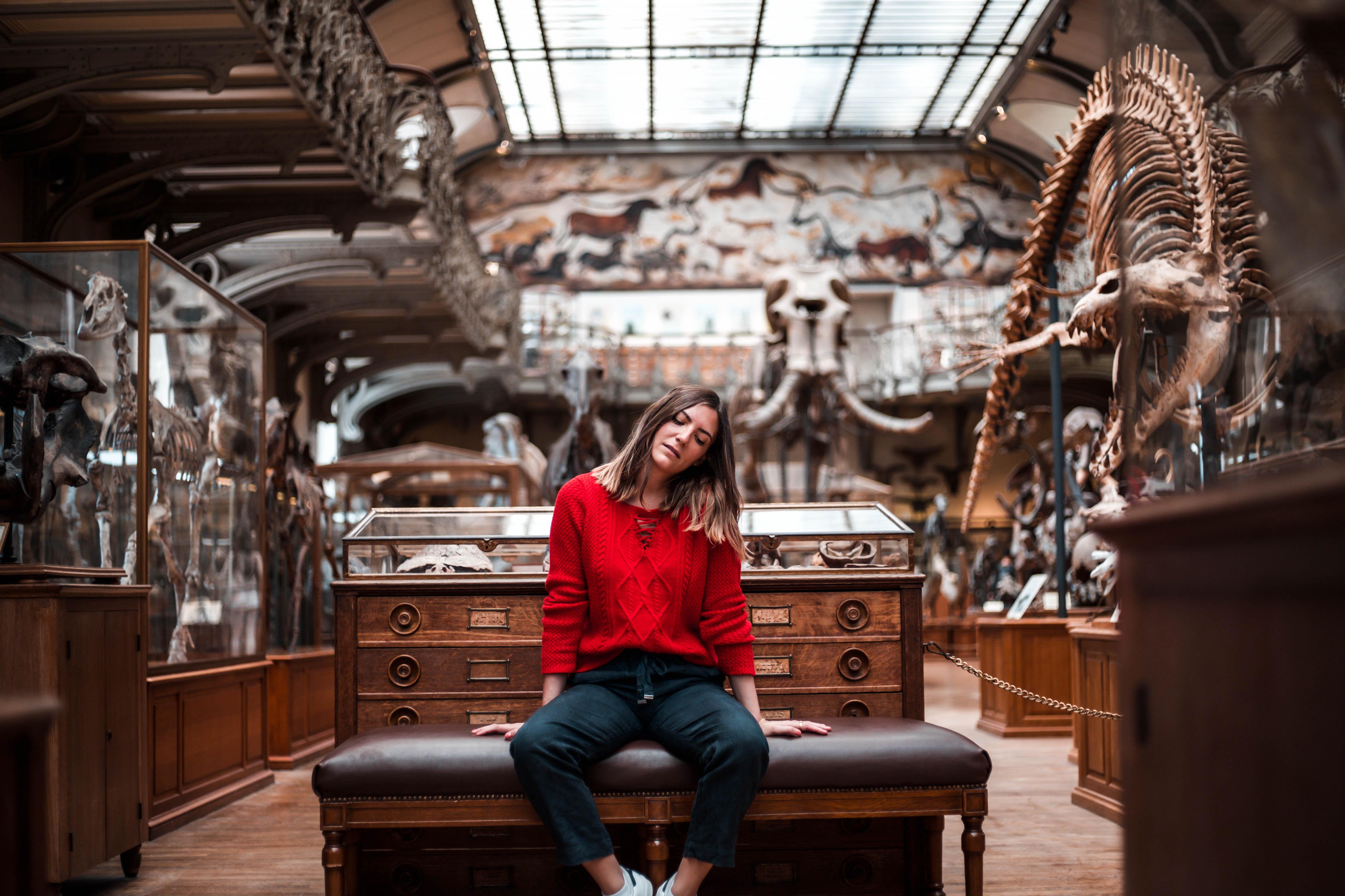 grande galerie de l evolution a paris