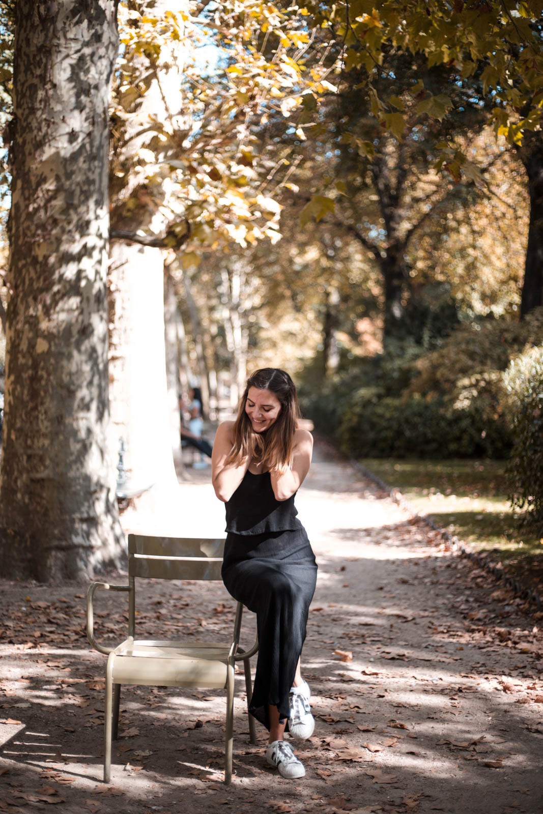shooting mode jardin du luxembourg