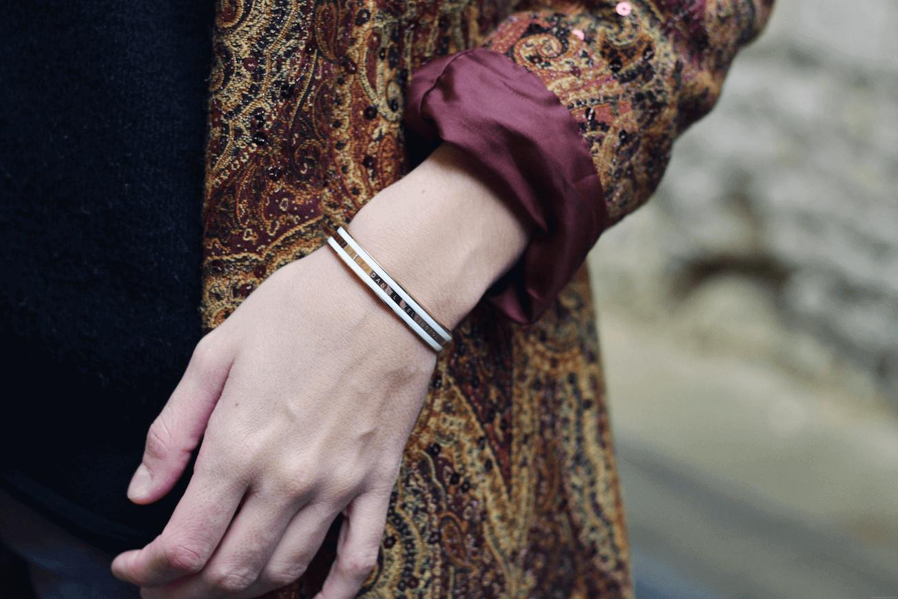 bracelet jonc daniel wellington