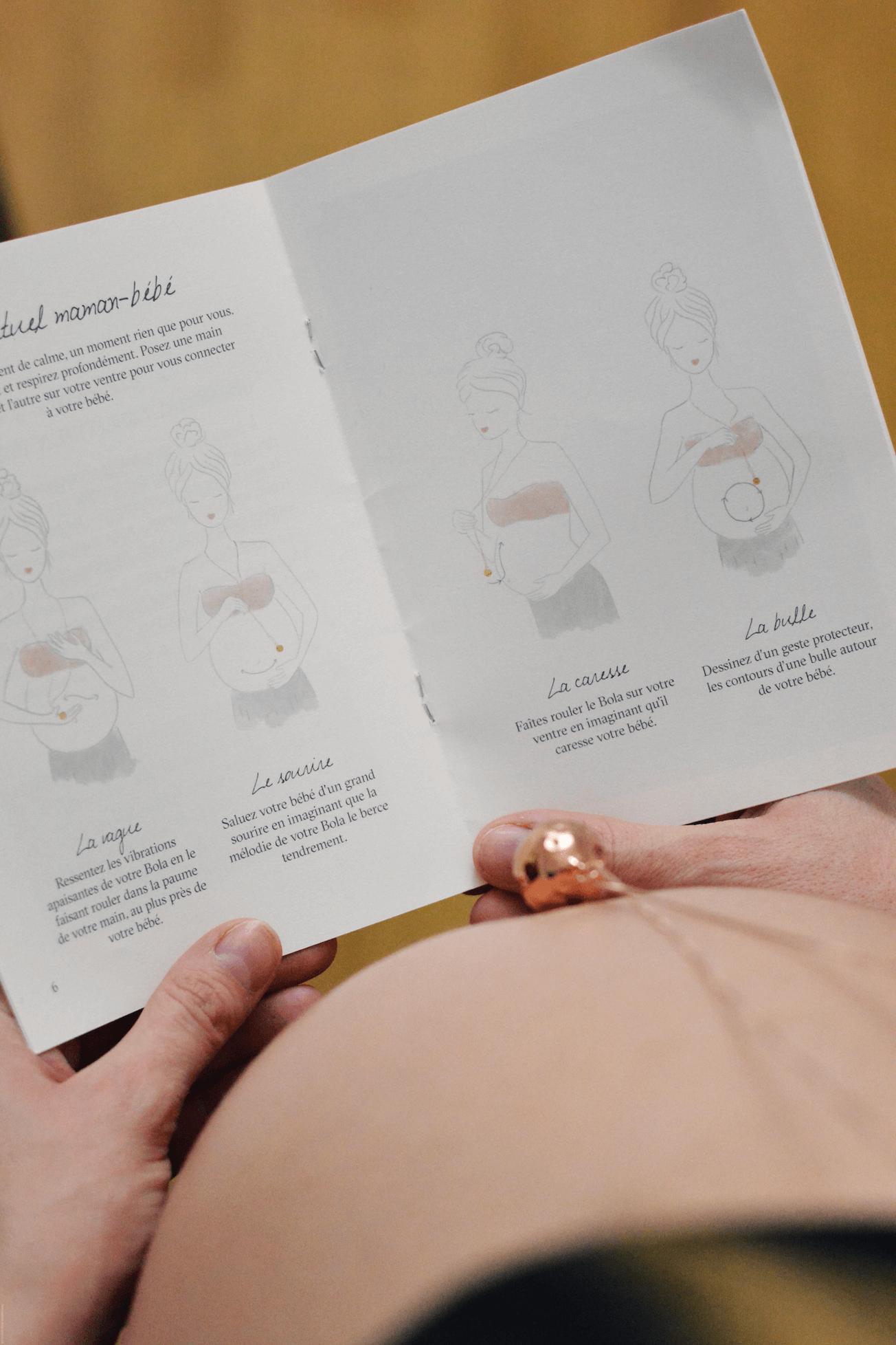 bola de grossesse ilado