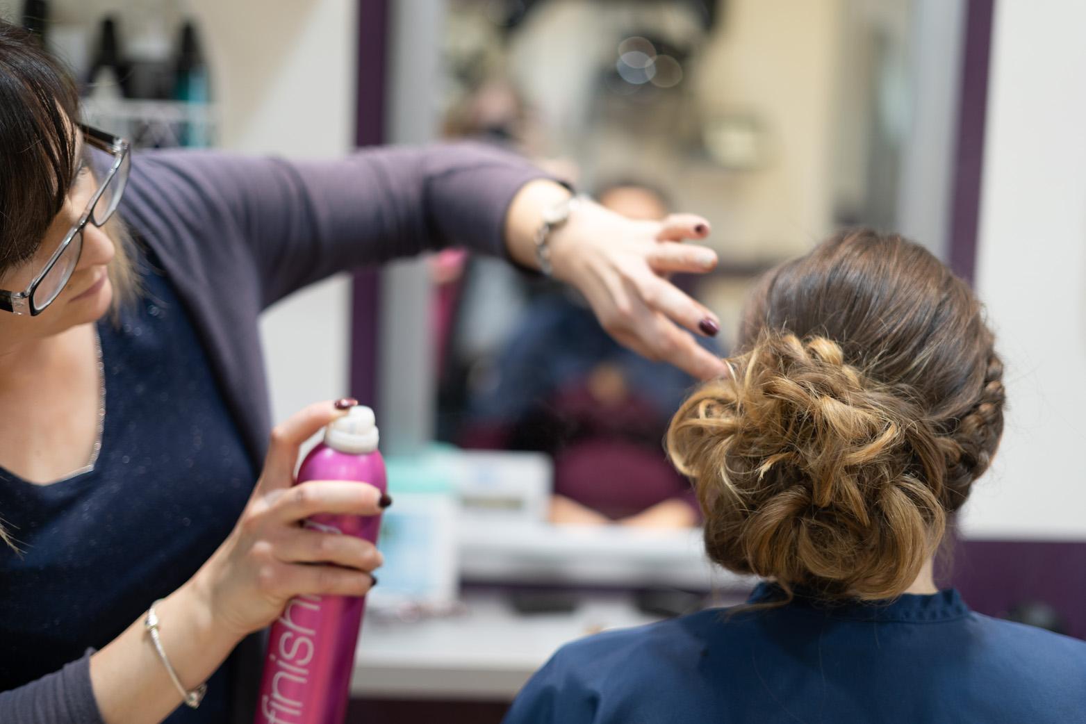 idee de coiffure mariee