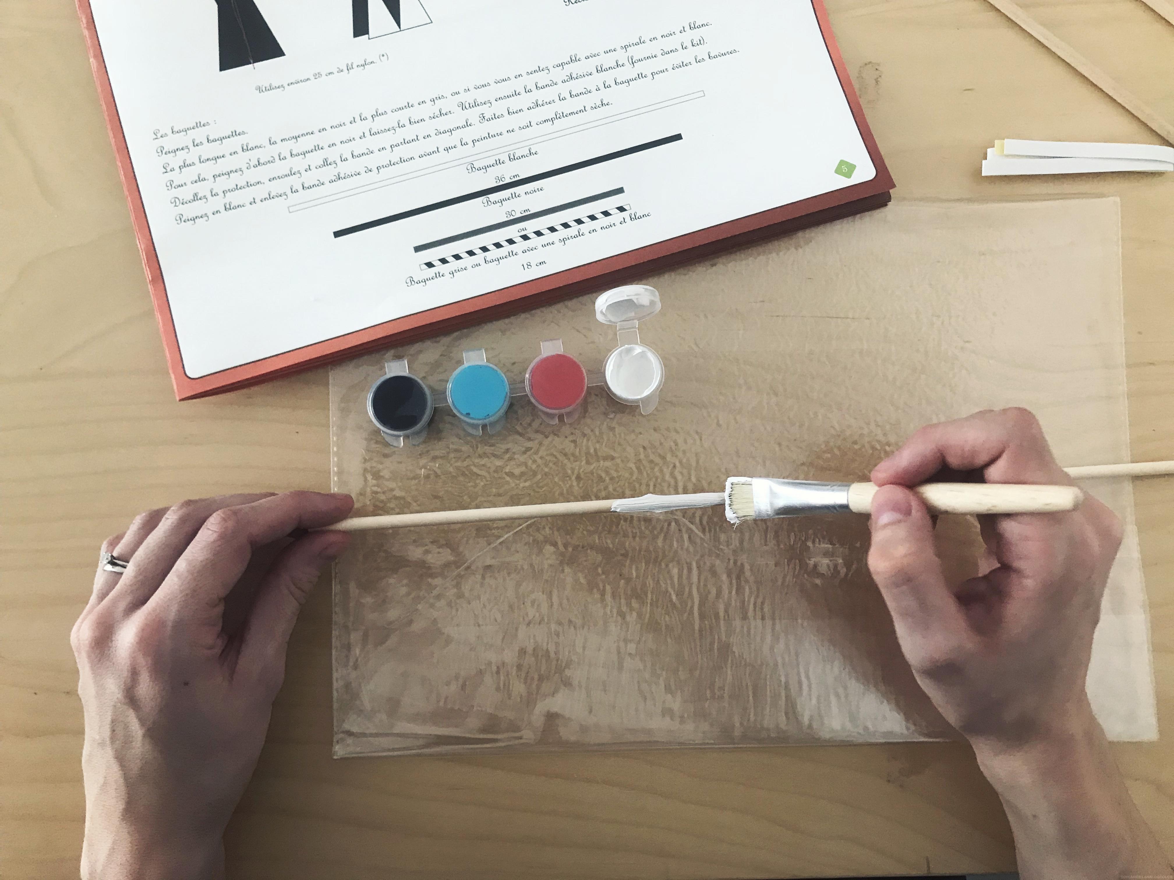 Comment Fabriquer Un Mobile En Bois créer un mobile montessori diy - les caprices d'iris - blog