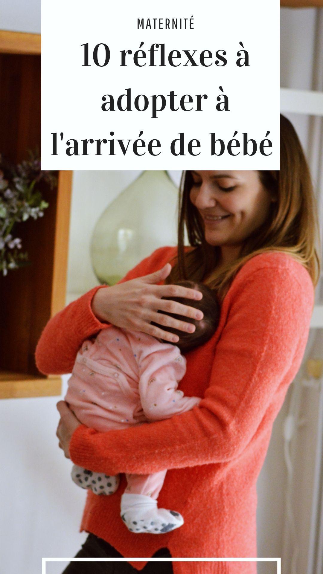 10 reflexes pour preparer la venue de bebe