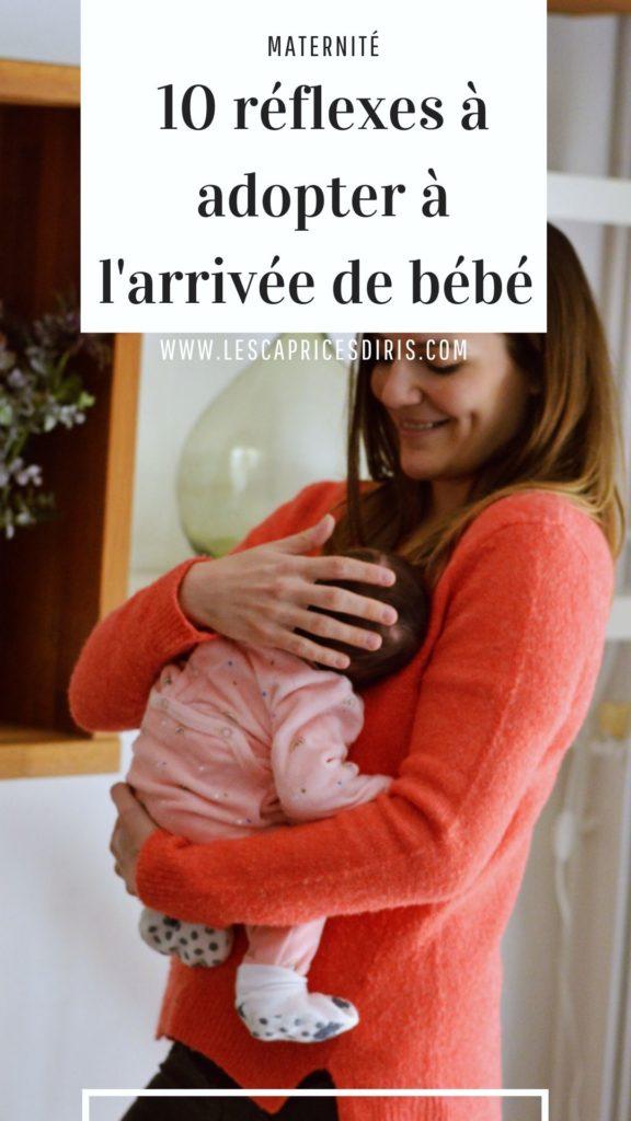 bien gerer l arrivee de bebe