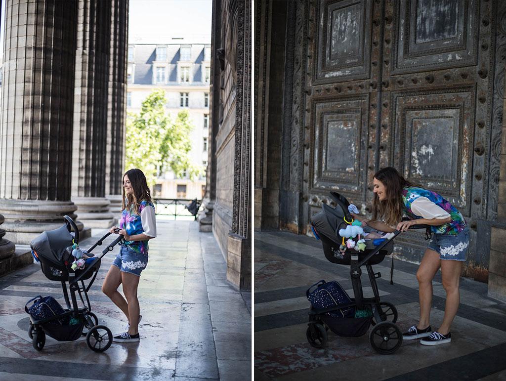 como escolher carrinho de bebê