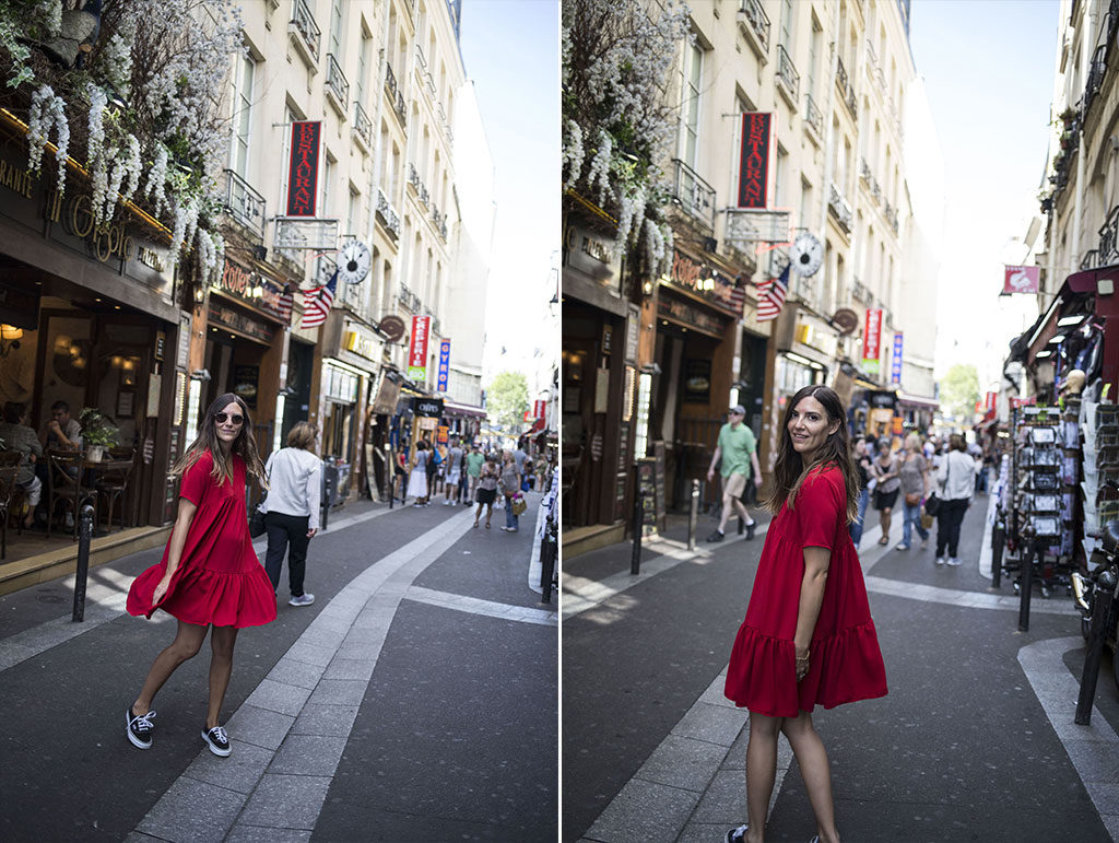 comment-porter-la-robe-rouge-a-volants