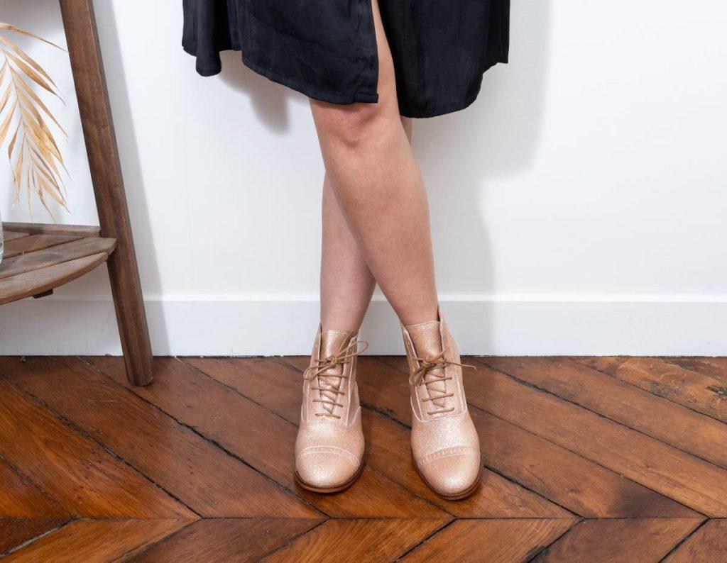 Comment bien porter les bottines ? Les Caprices d'Iris