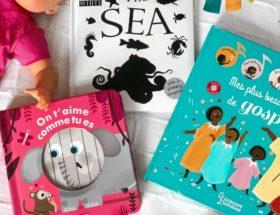 selection de livres pour bebe