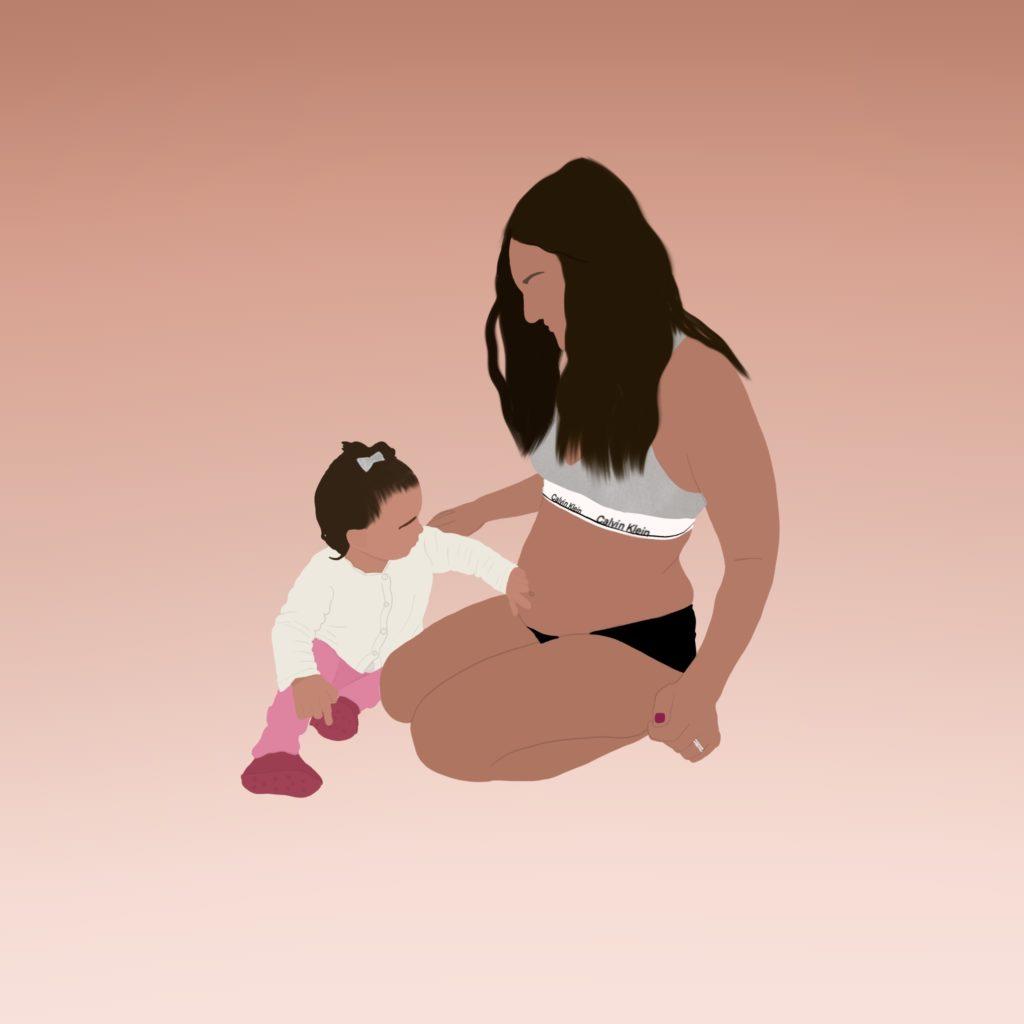 maman de bebes rapproches