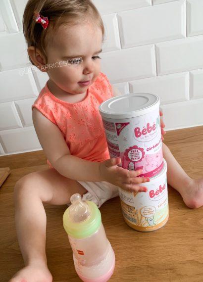 quand utiliser les cereales pour bebe